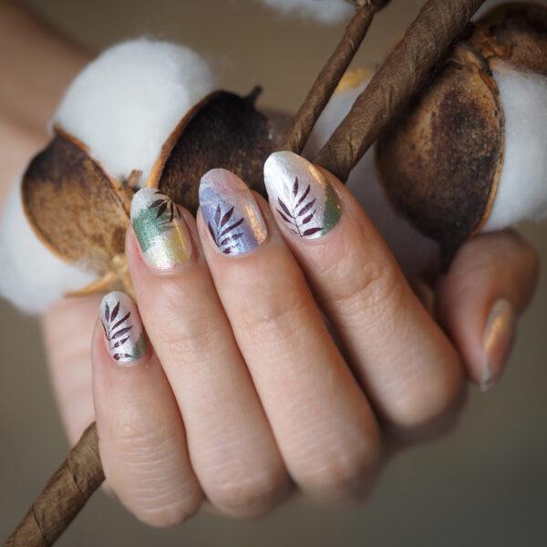 Haruko Nail Wraps