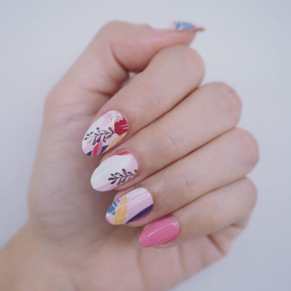 100 Days of Summer Nail Wraps