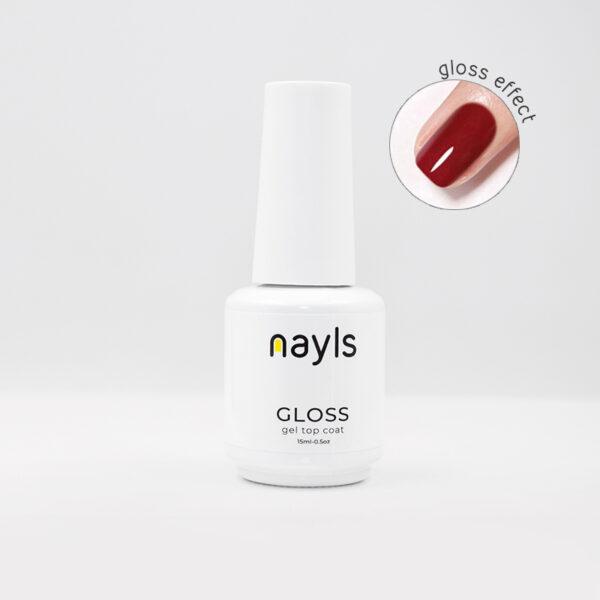 Nayls Gloss Gel Top Coat