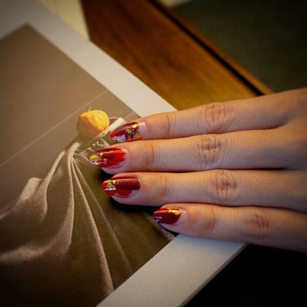 Pollock's Rouge Nail Wraps