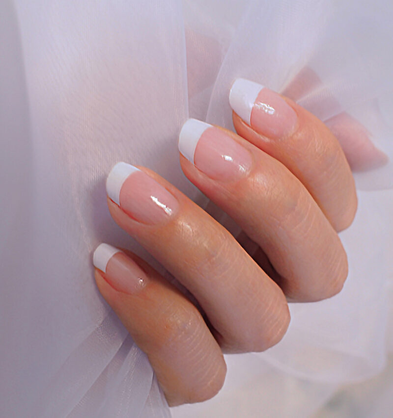 Classic Short French Nail Wraps