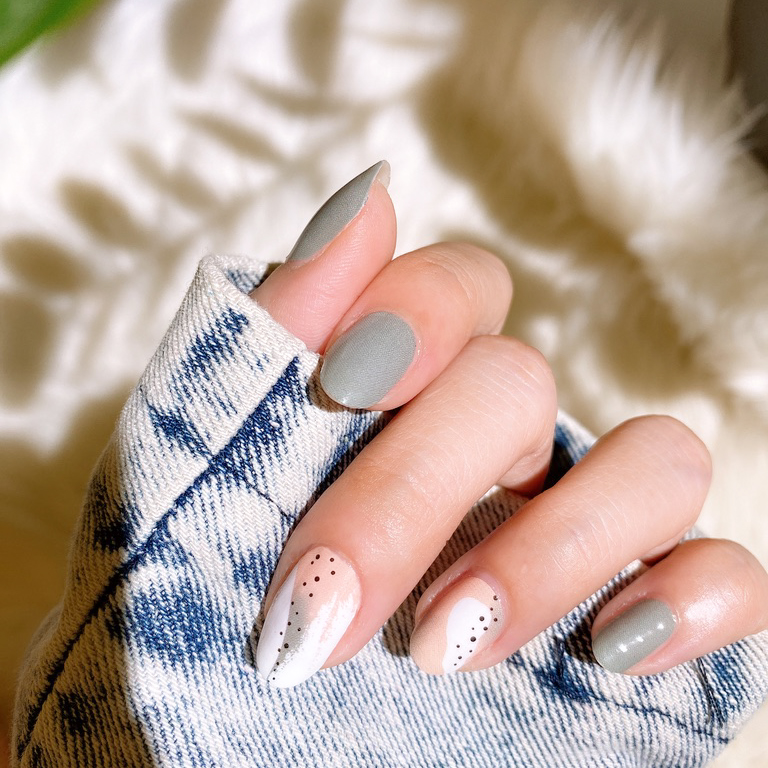 Marjorie Nail Polish Strips