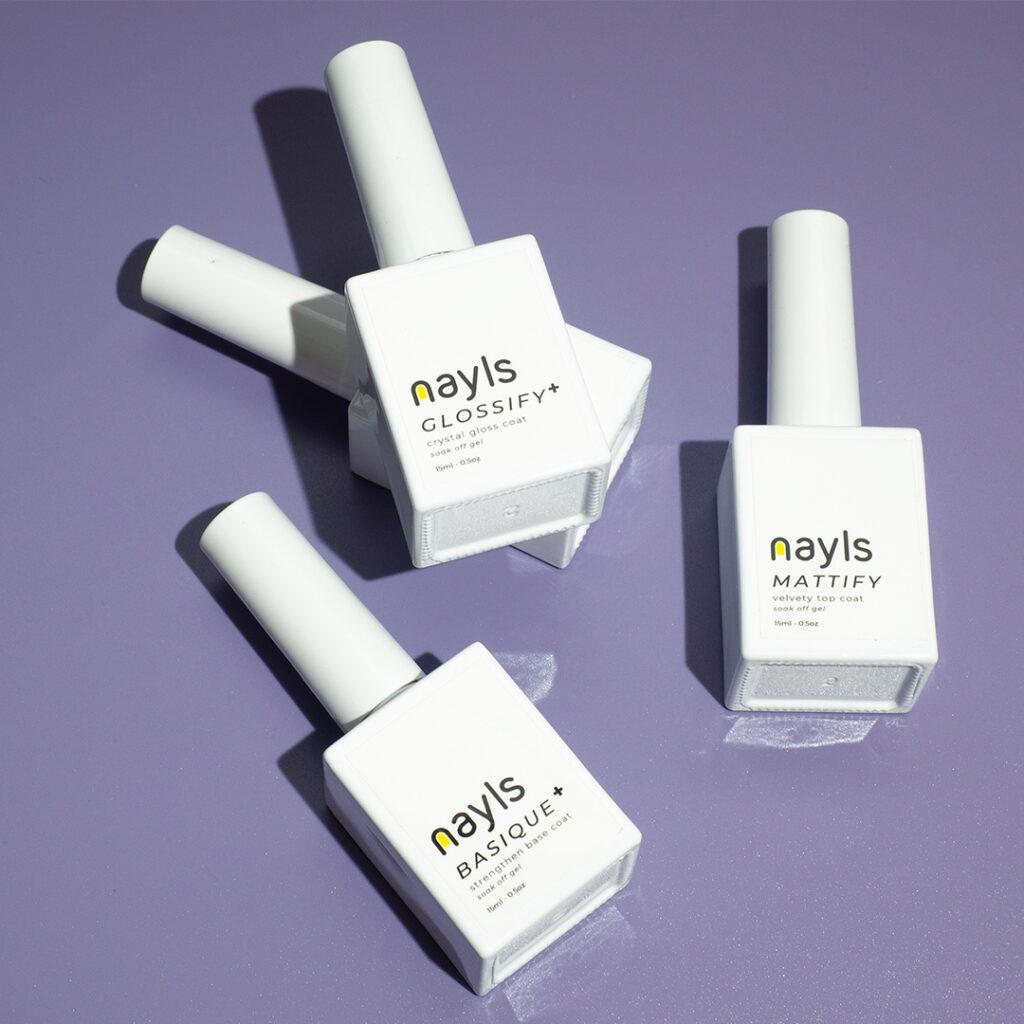 Nayls Gel Coats