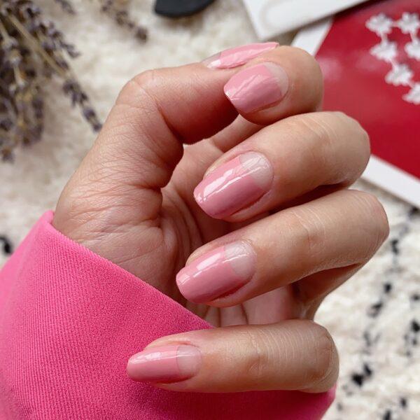 Blush Nail Wraps