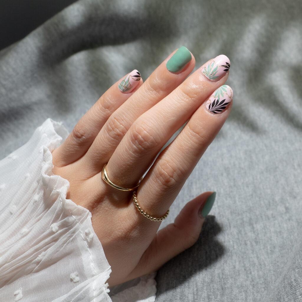 Alila nail wraps