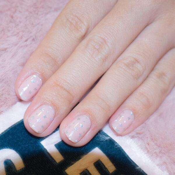 Twinkle Twinkle Nail Wraps