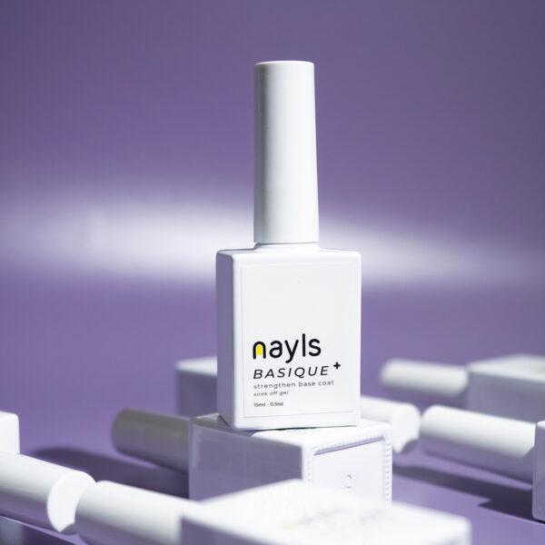 Nayls Basique+ Strengthening Gel Base Coat