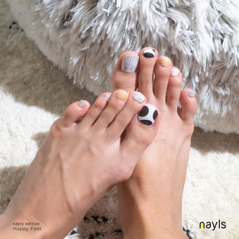 Happy Feet PediWraps