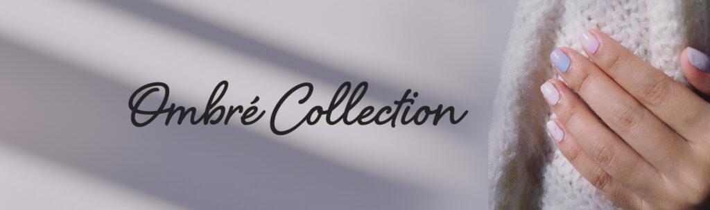 Nail Wraps Ombre collection shop cover
