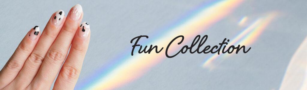 Nail Wraps Fun collection shop cover